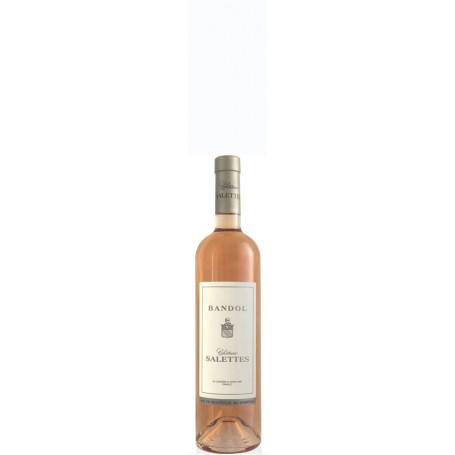Château Salettes - Bandol Rosé 2016 (37,5cl)