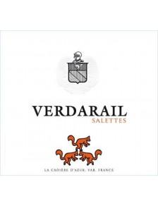 Château Salettes - VERDARAIL Rouge 2016
