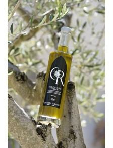 Huile d'Olive Fruité Maturé Bio du Château Romanin