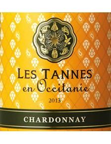 Les Tannes en Occitanie - Chardonnay 2016