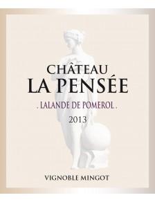 Château La Pensée 2014
