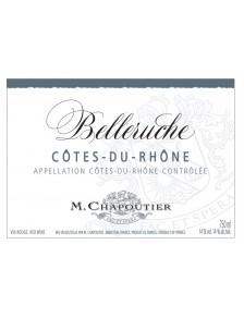 Belleruche 2015 - Côtes du Rhône Rouge 37.5cl
