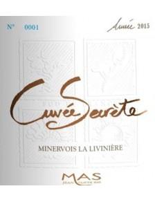 """JC Mas Cuvée Secrète AOP Minvervois """"La Livinière"""" 2012"""