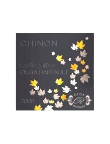 """Chinon Rouge """"La Singulière"""" 2012"""