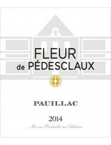 Fleur de Pedesclaux 2014