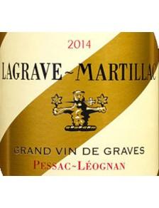 Lagrave Martillac Rouge 2014