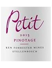 Petit Pinotage 2017