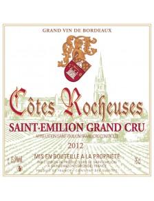 Côtes Rocheuses - Saint-Emilion Grand Cru 2014