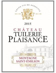 Château Tulerie Plaisance 2015
