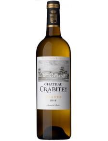 Château Crabitey Graves Blanc 2016