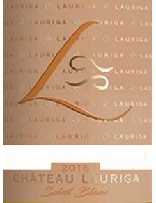 Soleil Blanc de Lauriga 2016