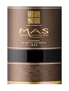 JC MAS Mas des Mas Terrasse du Larzac 2016
