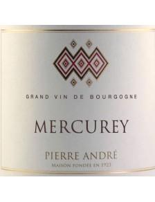 Pierre André - Mercurey 2016