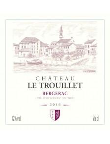 Château Le Trouillet 2016