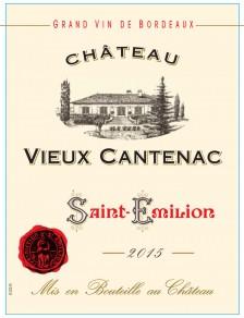Château Vieux Cantenac 2015