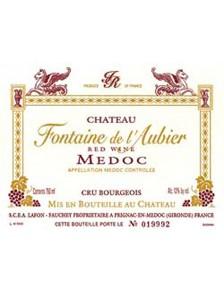 Château Fontaine de L'Aubier 2015