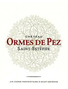 Château Ormes de Pez 2014
