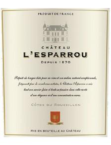Château L'Esparrou  Mas Grand 2013 X6 !!!