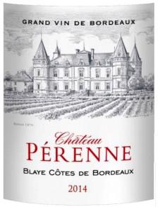 Château Pérenne 2014
