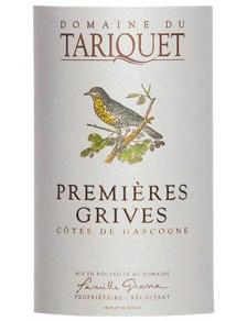 Tariquet - Premières Grives 2017