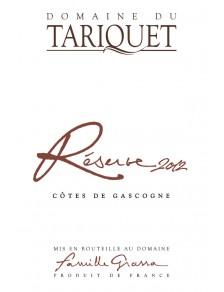 Tariquet Réserve 2016