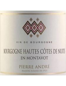 """Hautes Côtes de Nuits Blanc """"En Montavot"""" 2016"""