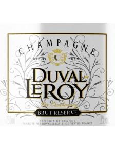 Champagne Duval-Leroy Pur Chardonnay Brut Réserve