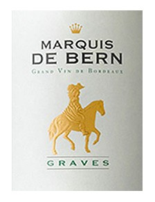 Marquis de Bern Graves Blanc 2016
