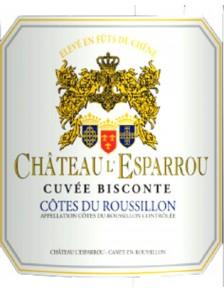 Château L'Esparrou Cuvée Bisconte 2016