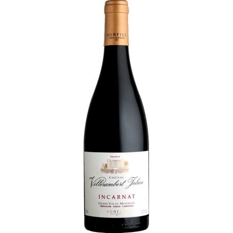 """Château Villerambert Julien """"Incarnat"""" Minervois 2015"""