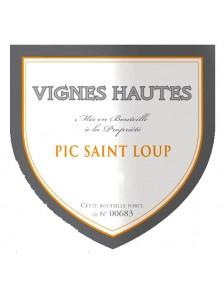 La Gravette - Pic St Loup Vignes Hautes 2016