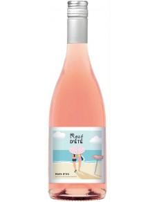 """Rosé d'été """"Les Baigneuses"""" Pays d'Oc 2017"""