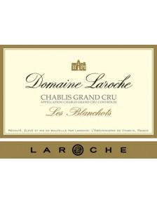 Chablis Grand Cru Les Blanchots 2012