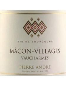 """Pierre André - Macon Villages """"Vaucharmes"""" 2016"""