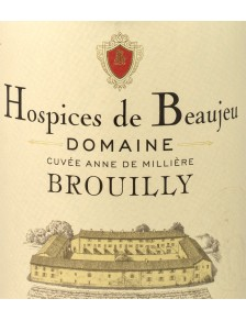 Hospices de Beaujeu - Brouilly 2017