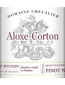 Dom. Chevalier - Aloxe Corton cuvée Bontemp 2013