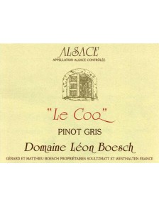 "Pinot Gris - ""Le Coq"" Bio 2016"