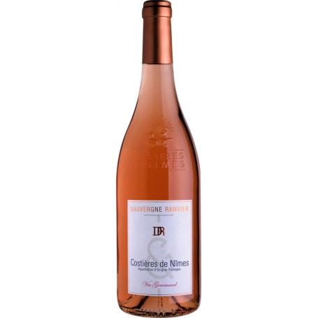 Costières de Nîmes Rosé Vin Gourmand 2017