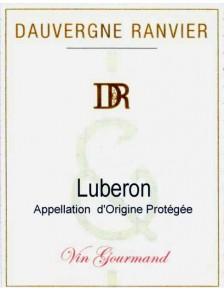 Lubéron rouge (vin gourmand) 2017
