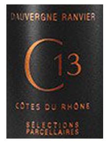 Côtes du Rhône C13 2017
