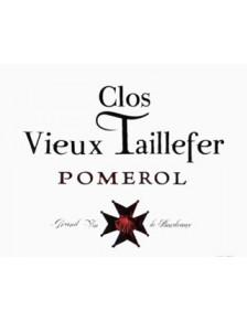 Clos Vieux Taillefer- Pomerol 2014