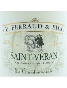 "P. Ferraud - Saint-Véran ""La Chardonneraie "" 2016"