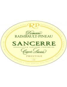 Sancerre Rouge - Cuvée Prestige Lucien 2012