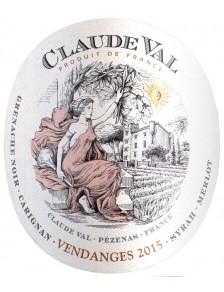 """Claude Val """"Fruité Rosé"""" 2018"""