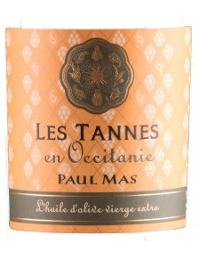 Les Tannes en Occitanie Huile d'Olive Vierge Extra 2017