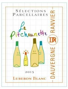 """La Pitchounette"" Lubéron Blanc 2018"