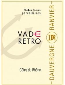 Vade Retro Côtes du Rhône Bio  2018