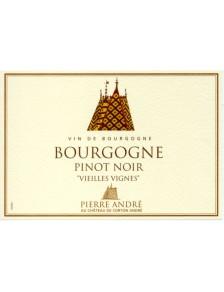 """Bourgogne Pinot Noir """"Vieilles Vignes"""" 2017 37.5cl"""