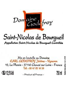 Godefroy St-Nicolas de Bourgueil 2018