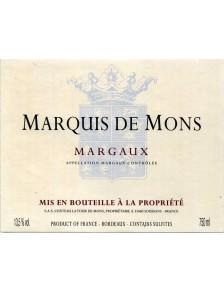 Marquis de Mons 2014